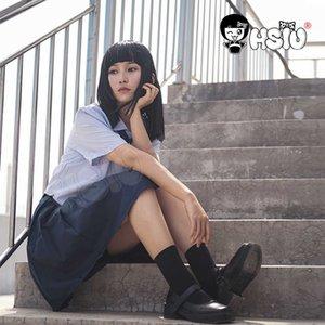 Nanno cosplay clothing School uniform Girl from Nowhere Student skirt HSIU Thai school Y0913