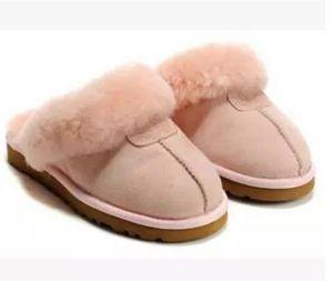 Cotton Slippers Men Women Snow Boots Warm Casual Indoor Pajamas Party Wear Non-slip Cotton Drag Large Size Women's Shoes Size 35-45 6426