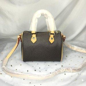 لويسLV.M61252 عالية الجودة مصممي الفمون حقائب النساء محفظة الأزياء حقيبة crossbody 16 cm نانو مردف مصغرة حقيبة الكتف الكلاسيكية إيتا