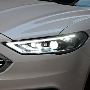 Other Lighting System Car Styling For Fusion Headlights 2021-2021 Mondeo LED Headlight Dynamic Signal Animation DRL Bi Xenon Auto Acces