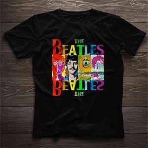 Neue Design Rainbow Malerei Andy Warhol Herren T-Shirt