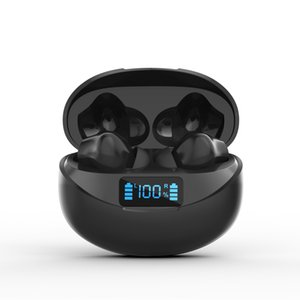 I17 TWS V5.0 Wireless Bluetooth Headphones Earphones Touch Earphone LED Display Headset With Adaptive noise cancelling