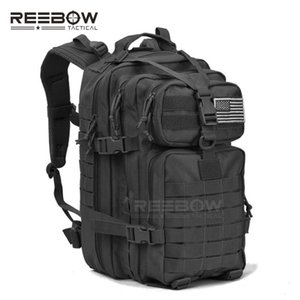 Military Tactical Assault Pack Backpack Army Molle Waterproof Bug Out Bag Small Rucksack for Outdoor Hiking Camping Hunting Y200920