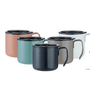 Tazze in acciaio inox tazze termiche caffè aleyard thermos boccetta da viaggio ufficio tazza di tè bevanda acqua bottiglia termo cafe thermo mare spedizione HWC7062