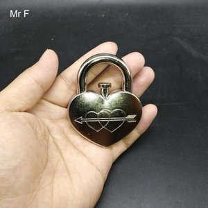 Heart Cast Metal Puzzle Educational Magic Game Brain Teaser Toy ( Model Number H548 )