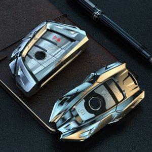 Aviation zinc alloy Key Case Cover For BMW 1 2 3 4 5 6 7 Series X1 X3 X4 X5 X6 F30 F34 F10 F07 F20 G30 F15 F16