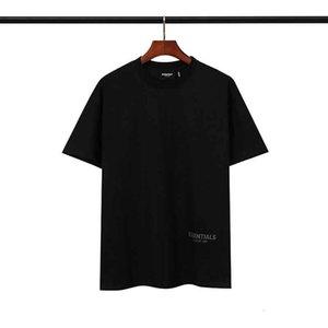 Мужские стилисты Друзья Мужчины Женщины футболка Высокое Качество Черный Белый Оранжевый Буйвенные Дизайнерские Одежда S-XL E03