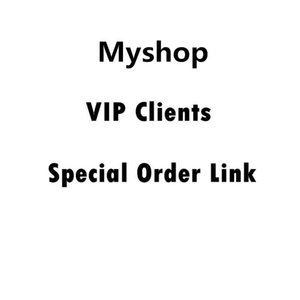 Special Link for Myshop customer Vip