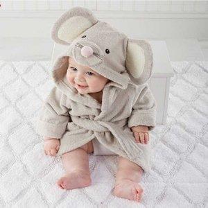 Blue shark baby bath towel animal newborn rat Blanket Baby Bath products J0531