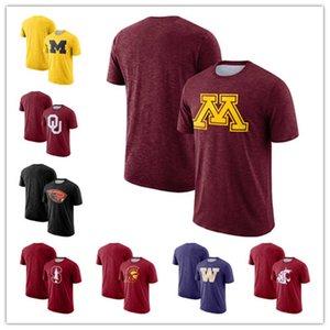 NCAA New Tees Minnesota Golden Gophers Oregon State Beavers USC Oklahoma Sooners Washington Mens T-shirt