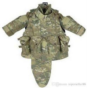 Тактический пейнтбол на открытом воздухе Airsoft OTV Body Armor прочный носитель боевой жилет мужские мягкие подушки полные регулируемые ва