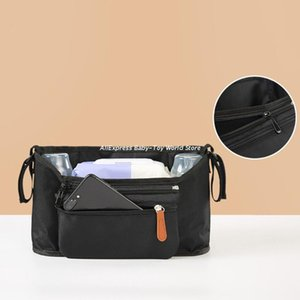Stroller Parts & Accessories Multi-pocket Baby Bag Organizer Pouch For Pram Portable Mummy Dropship