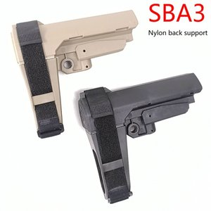 Sba3 Back Bracket Nylon and Rubber Binding Hand Holder Slrar Tail Bracket