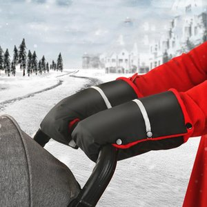 Stroller Parts & Accessories Winter Warm Baby Gloves Pram Hand Muff Waterproof Polar Fleece Infant Clutch By Protect Mitten