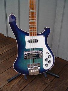 4 Strings Neck Thru Body Bass Guitar