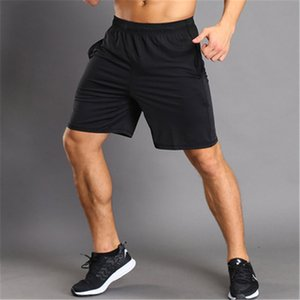 Gym Clothing L109 Men's Sports Fitness Shorts Outdoor Training Running Casual Basketball Pants Five-point Thin Summer