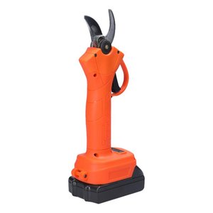 Pneumatic Tools 21V Cordless Electric Pruner Pruning Shear Efficient Fruit Tree Bonsai Branches Cutter Landscaping Tool