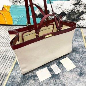 Designer luxury Shoulder Bag 2021 ladies canvas Handbag brand counter high-capacity shopping fashion Backpack factory sales discount price