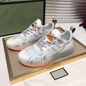Vendita gratuita 21SS Vendita Mens Trail Sneaker Fashion Designer di lusso Scarpe da uomo Dimensione 38-44 MKJ0004