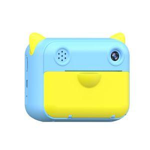 Children Instant Camera Digital Video PoToys For Girl Boy Birthday Gifts Printers