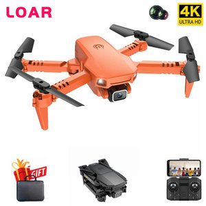 Drones LOAR Mini With 4K 1080P HD Camera RC Foldable Quadcopter WiFi FPV Air Pressure Altitude Hold Dron Drone Toy Gift For Kids