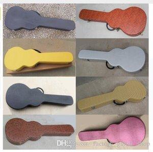 Factory Custom Electric Guitar Hardcase Bag,8 Colors,Can be Custom Inside