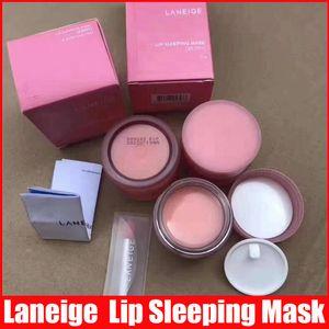 Mascarilla para dormir de Labios de Lipbalmo de Lipbalmo de Líques de Laneige Cosméticos de lápiz labial