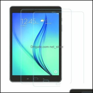 Screen Protectors Aessories Computers & Networkingtempered Glass Protector Film For Galaxy T380 T385 T560 P580 T580 T280 Tab S3 9.7 T820 T82