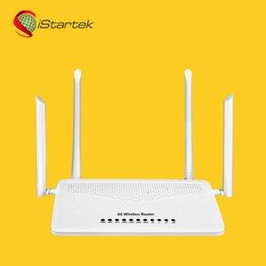 outdoor indoor router dual 3g wireless band broadband wifi hotspot sim 4g lte cpe