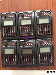 ET-5 Acoustic pickup EQ built in Tuner brand new 5 Bands ET5 preamp top quality LED screen equalizer