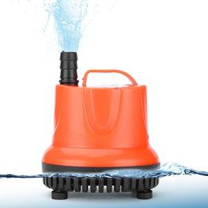 Ultra Silent Submersible Pump Aquarium Fish Tank Fountain Pool Garden Rock Water Filter Absorption 30-110w