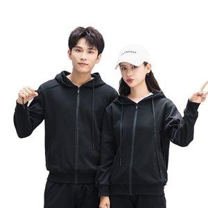 OEM high quality custom print superme pullover oversize black white plain blank cotton polyester unisex men women hoodie