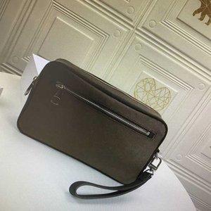 Womens Luxurys Designer-Taschen 2021 Crossbody Kasai Strap-Handgelenke Mode Klassische Frauen beschichtete Canvas-Handgelenk-Kultur-Kits-Kits Totes Brieftasche Handtaschen Kupplung
