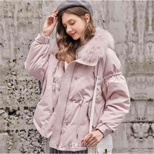 Women's & Parkas Womens Winter Designer Down Warm Hooded Crew Neck Long Sleeve Female Clothing Lovely Fashion Trend Style Casual Apparel