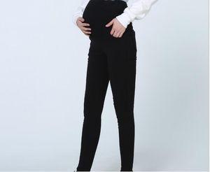 Maternity Bottoms Pregnant Women's Pants Autumn Winter Fashion Women Wear Trousers Casual Clothes
