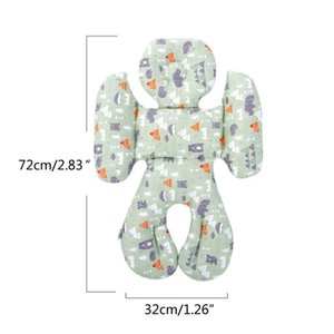 Cotton Baby Stroller Seat Protection Mat Breathable Cushion Cover Soft Car Pad Pushchair Urine Liner Mattress Parts & Accessories