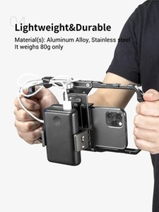 Universal Power Bank Holder Adjustable for banks with width range from 53mm to 81mm Vlogging Video Shoot