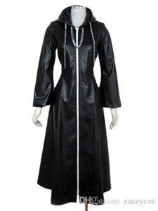 Cosplay Kingdom Hearts Organization Xiii Cloak Costume