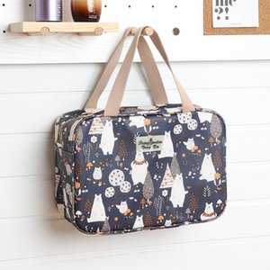 Cosmetic Bags & Cases Men Womens Cosmetics Bag Travel Women's Makeup Portable Storage Wash Pack Organizer