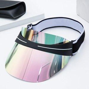 Lüks Vizolar Dazzle PC Lens Şapka Moda Erkekler Ve Kadınlar Açık Tenis Kap Ayarlanabilir Boyutu 52-62 cm