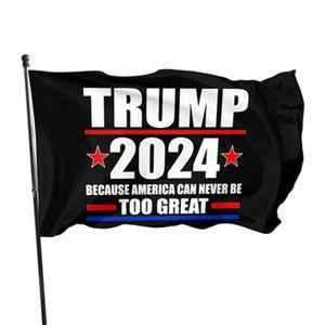 5 نمط 2024 ترامب العلم 90 * 150 سنتيمتر الولايات المتحدة الانتخابات الرئاسية العلم البوليستر المواد ترامب 2024 أعلام لافتات Q185