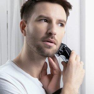 Blackstone 3D Electric Shaver Razors For Men IPX7 Waterproof Wet & Dry Dual Use LCD Display Face Beard Shaving Razor