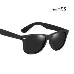 Unisex Fashion Vintage Polarized Sunglasses Man Classic Brand Rivets Metal Design Men Women Retro Sun Glasses Gafas Oculos