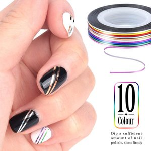 QualityProfessional Acrylic Nails Kits Sticker Painting Brush Pen Pencil Designer for Manicure Decorations Nail Art Sets Supplies Tools