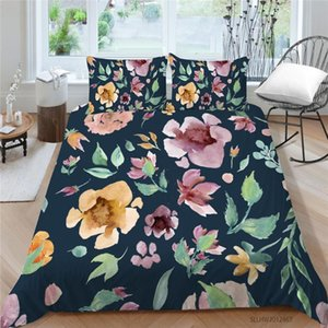 Bedding Sets Artistic Floral Set Queen Elegant Country Style Duvet Cover King Twin Full Double Single Bed Beautiful