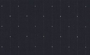 S21001-970 Pure wool worsted fabric [Navy Stripe Twill W100](CRB)