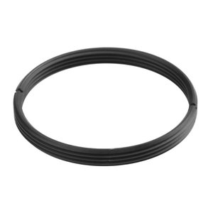 Lens Adapters & Mounts High Precision Metal M39 To M42 Screw Mount Adapter Step Up Ring 39mm 42mm Black
