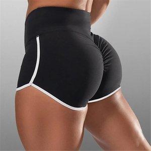 Women Summer Shorts High Waist Plus Size Womens Sexy Hips Push Up Sportswear Quick-drying Running Casual Short Streetwear Women's