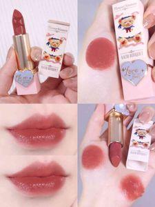 Cute stick Velvet Matte Long-lasting Waterproof Stick Women Beauty Cosmetic Makeup Easy to Wear Natural Lip Gloss