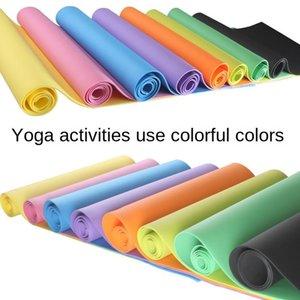 Yoga Mats 173*60* 4MM Thick EVA Foam Mat 2021 Brand Non-slip Breathe Elastic Durable Exercise Fitness Gym For Women